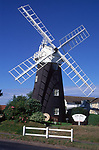 AMHKB3 Stow Hill windmill Mundesley Norfolk England