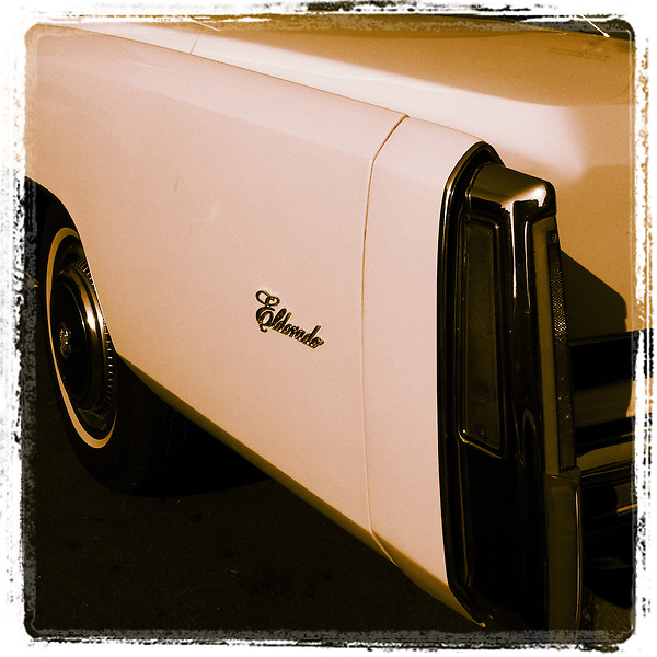 Americana.<br /> <br /> Cadillac, Ashtabula, Ohio.