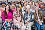 From Listowel, Ashling McCarthy, Catherine Keane, Kathleen Stack, Bridie Keane.Fleadh by the Feale last Sunday