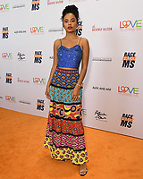 10 May 2019 - Beverly Hills, California - Ava Dash. 26th Annual Race to Erase MS Gala held at the Beverly Hilton Hotel. <br /> CAP/ADM/BT<br /> &copy;BT/ADM/Capital Pictures