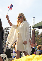 27 SEP 12  Amy Mickelson enjoying Thursdays Opening ceremonies at The 39th Ryder Cup at The Medinah Country Club in Medinah, Illinois.