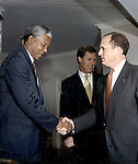 Nelson Mandela - Professional Image Photography by John Drew.