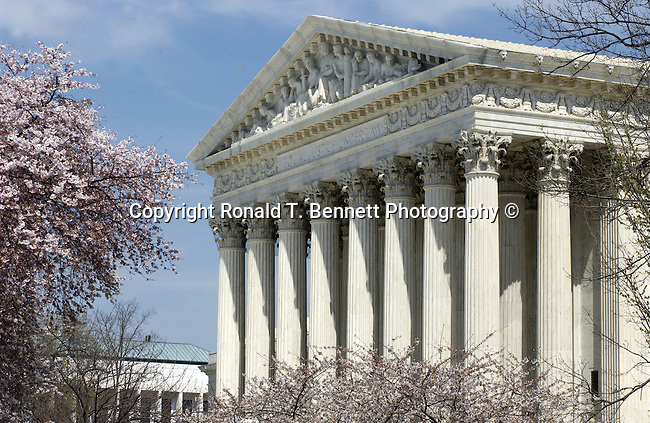 Supreme Court Washington DC, Washington, D.C. Stock fine art photography by Ron Bennett <br /> Photography &copy;, Fine Art Photography by Ron Bennett, Fine Art, Fine Art photo, Art Photography,