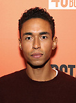 "Kyle Beltran attends the Second Stage Production of ""Days Of Rage"" at Tony Kiser Theater on October 30, 2018 in New York City."