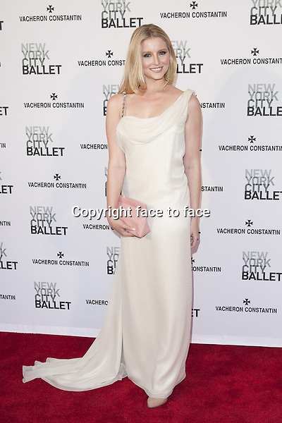 NEW YORK, NY - MAY 8: Elysia Dawn Ramasir attends New York City Ballet's Spring 2013 Gala at David H. Koch Theater, Lincoln Center on May 8, 2013 in New York City...Credit: MediaPunch/face to face..- Germany, Austria, Switzerland, Eastern Europe, Australia, UK, USA, Taiwan, Singapore, China, Malaysia, Thailand, Sweden, Estonia, Latvia and Lithuania rights only -