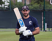 Cricket Scotland - Scotland train at Grange CC, Edinburgh ahead of tomorrow's Scotland V Namibia World Cricket League OneDay match, the first of two this week on the same ground - Kyle Coetzer - picture by Donald MacLeod - 10.06.2017 - 07702 319 738 - clanmacleod@btinternet.com - www.donald-macleod.com