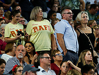 6th January 2020; RAC Arena, Perth, Western Australia; ATP Cup Australia, Perth, Day 4; Spain versus Uruguay; Rafael Nadal fans in the stands - Editorial Use