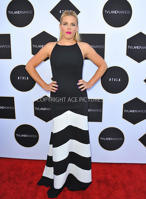 WWW.ACEPIXS.COM<br /> <br /> April 11 2015, LA<br /> <br /> Busy Philipps attends the 2015 TV LAND Awards at Saban Theatre on April 11, 2015 in Beverly Hills, California. <br /> <br /> By Line: Peter West/ACE Pictures<br /> <br /> <br /> ACE Pictures, Inc.<br /> tel: 646 769 0430<br /> Email: info@acepixs.com<br /> www.acepixs.com
