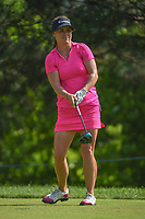 Dani Holmqvist (SWE) watches her tee shot on 2 during round 4 of the 2018 KPMG Women's PGA Championship, Kemper Lakes Golf Club, at Kildeer, Illinois, USA. 7/1/2018.<br /> Picture: Golffile | Ken Murray<br /> <br /> All photo usage must carry mandatory copyright credit (&copy; Golffile | Ken Murray)