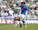 20/08/2005         Copyright Pic : James Stewart.File Name : jspa32 rangers v celtic.STILIAN PETROV AND DADO PRSO CHALLENGE FOR THE BALL.Payments to :.James Stewart Photo Agency 19 Carronlea Drive, Falkirk. FK2 8DN      Vat Reg No. 607 6932 25.Office     : +44 (0)1324 570906     .Mobile   : +44 (0)7721 416997.Fax         : +44 (0)1324 570906.E-mail  :  jim@jspa.co.uk.If you require further information then contact Jim Stewart on any of the numbers above.........