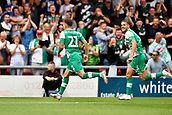 2019 League 2 football Crewe v Plymouth Aug 3rd
