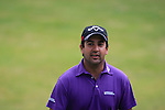 Shiv Kapur walks onto the 10th tee during Thusday Day 1 of the Abu Dhabi HSBC Golf Championship, 20th January 2011..(Picture Eoin Clarke/www.golffile.ie)