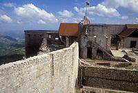 AJ2293, fort, Haiti, Caribbean, Cap-Haitian, La Citadelle in Haiti.