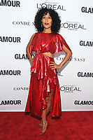 BROOKLYN, NY - NOVEMBER 13: Tracee Ellis Ross  at Glamour's 2017 Women Of The Year Awards at the Kings Theater in Brooklyn, New York City on November 13, 2017. <br /> CAP/MPI/JP<br /> &copy;JP/MPI/Capital Pictures