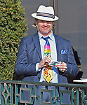 LEXINGTON, KY - APRIL 7: Blue Grass Stakes day at Keeneland Race Course on April 7, 2018 in Lexington, KY. (Photo by Jessica Morgan/Eclipse Sportswire/Getty Images)