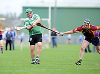 6th October 2013; Stephen Murphy, Lucan Sarsfields. Dublin Junior F Hurling Championship Group A, Lucan Sarsfields v St Josephs OBC, 12th Lock, Lucan, Co Dublin. Picture credit: Tommy Grealy / Actionshots.ie