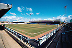 Abbey Stadium, Cambridge Utd c1995.<br /> (Exact date tbc). Photo by Tony Davis