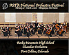 Rocky Mountain High School Chamber Orchestra