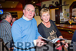 Denis and Kay Dillane. enjoying the Na Gaeil Clubhouse: Annual Race Night on Saturday