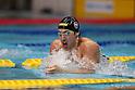 Naoya Tomita (JPN), .APRIL 2, 2012 - Swimming : .JAPAN SWIM 2012 .Men's 100m Breaststroke Semi-final .at Tatsumi International Swimming Pool, Tokyo, Japan. .(Photo by YUTAKA/AFLO SPORT) [1040]