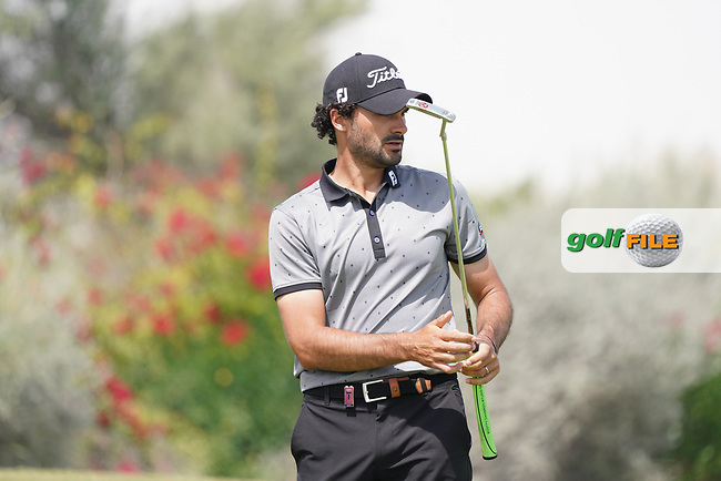 Clement Sordet (FRA) during the third round of the Commercial Bank Qatar Masters 2020, Education City Golf Club , Doha, Qatar. 07/03/2020<br /> Picture: Golffile | Phil Inglis<br /> <br /> <br /> All photo usage must carry mandatory copyright credit (© Golffile | Phil Inglis)