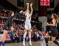Stanford Basketball W v Washington, January 5, 2020