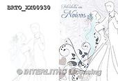 Alfredo, WEDDING, HOCHZEIT, BODA, paintings+++++,BRTOXX00930,#W# ,everyday