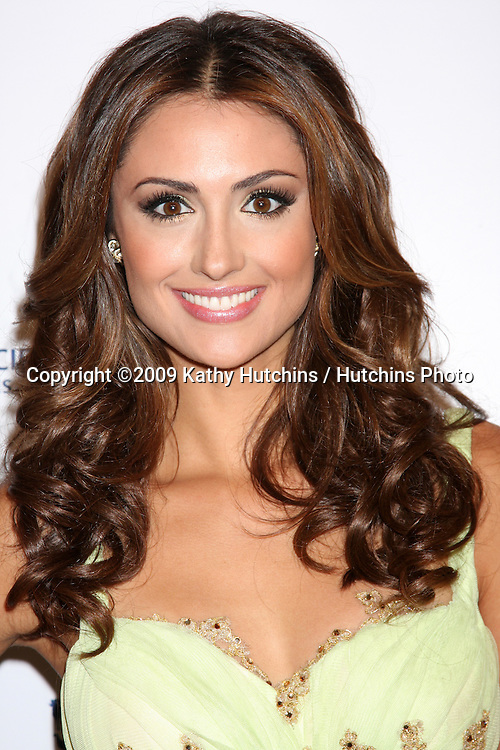 Katie Cleary  arriving at the Genesis Awads at the Beverly Hilton Hotel in Beverly Hills, CA  on March 28, 2009.©2009 Kathy Hutchins / Hutchins Photo....                .