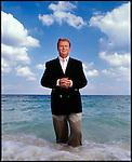 Viktor Kozeny photographed in Lyford Cay, Nassau, Bahamas
