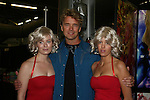 John Schneider - Loving - Dukes of Hazzard and models as they appear at Big Apple Comic Con for autographs and photos on October 16 (and 17 & 18), 2009 at Pier 94, New York City, New York. (Photo by Sue Coflin/Max Photos)