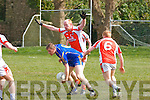 Brosna v Ballymacelligott in the 1st round of the Junior county championship at the Ballymac GAA ground last Sunday afternoon.