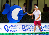50 m Breaststroke Men<br /> Andrius Sidlauskas Energy Standard<br /> day 02  09-08-2017<br /> Energy For Swim<br /> Rome  08 -09  August 2017<br /> Stadio del Nuoto - Foro Italico<br /> Photo
