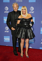 3 January 2019 - Palm Springs, California - Alan Hamel, Suzanne Somers. 30th Annual Palm Springs International Film Festival Film Awards Gala held at Palm Springs Convention Center.            <br /> CAP/ADM/FS<br /> &copy;FS/ADM/Capital Pictures
