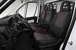 Front seat view of 2019 Citroen Jumper - 2 Door Cutaway Front Seat  car photos