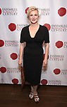 "Angelica Page attends the Opening Night Party for ""Because I Could Not Stop: An Encounter with Emily Dickinson"" at the West Bank Cafe on September 27, 2018 in New York City."