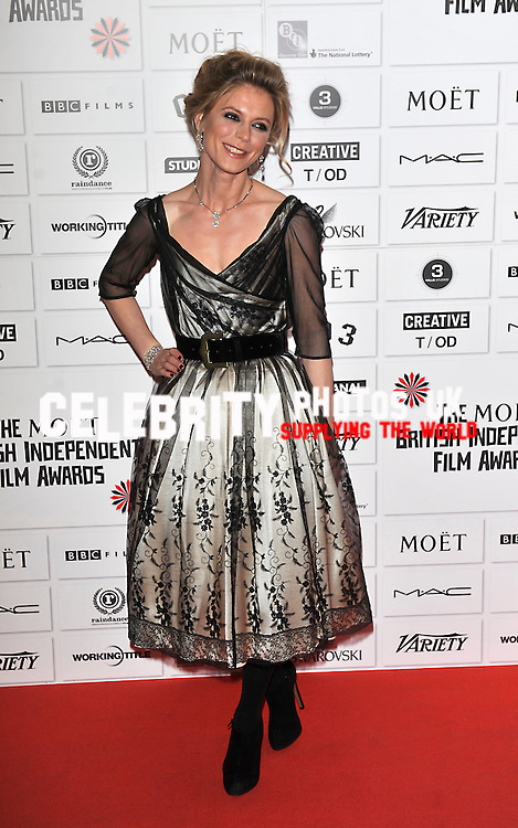 The Moet British Independent Film Awards 2011 at Old Billingsgate Market on December 4, 2011 London, United Kingdom Picture By: Brian Jordan