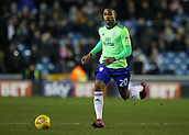 9th February 2018, The Den, London, England; EFL Championship football, Millwall versus Cardiff City; Loic Damour of Cardiff City on the ball