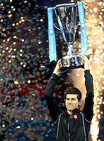 2013 ATP World Tour Finals o2 Arena