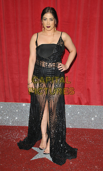 Mandy Thandi at the British Soap Awards 2017, The Lowry Theatre, Pier 8, Salford Quays, Salford, Manchester, England, UK, on Saturday 03 June 2017.<br /> CAP/CAN<br /> &copy;CAN/Capital Pictures