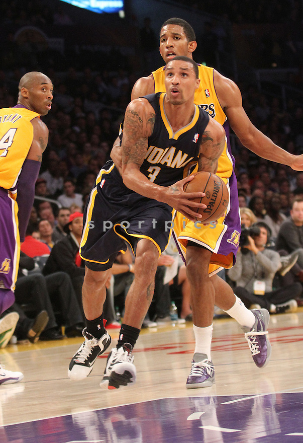Indiana Pacers George Hill (3)