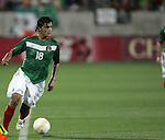 1 March 2006: Mexico's Diego Martinez. The National Team of Mexico defeated the National Team of Ghana 1-0 at Pizza Hut Park in Frisco, Texas in an International Friendly soccer match.