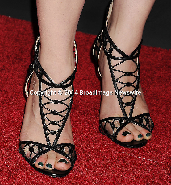 Pictured: Jessica De Gouw<br /> Mandatory Credit &copy; Joseph Gotfriedy/Broadimage<br /> &quot;Non-Stop&quot; - Los Angeles Premiere<br /> <br /> 2/24/14, Westwood, California, United States of America<br /> <br /> Broadimage Newswire<br /> Los Angeles 1+  (310) 301-1027<br /> New York      1+  (646) 827-9134<br /> sales@broadimage.com<br /> http://www.broadimage.com