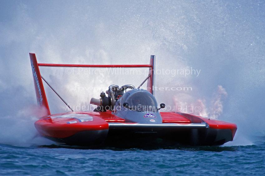 "Mitch Evans, U-3 ""Miss Vacationville.com"" (Unlimited Hydroplanes)"
