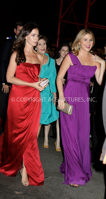 WWW.ACEPIXS.COM . . . . .  ....November 7 2011, New York City....(L-R) Barbara Bush, former first lady of the United States Laura Bush, and  Jenna Bush Hager arriving at an event in Manhattan on November 7 2011 in New York City....Please byline: NANCY RIVERA- ACEPIXS.COM.... *** ***..Ace Pictures, Inc:  ..Tel: 646 769 0430..e-mail: info@acepixs.com..web: http://www.acepixs.com
