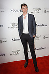 Mick O'Brien arrives at the Tribeca Talks: Storytellers with Ed Burns & world premiere of Summertime at BMCC Tribeca PAC, on April 27, 2018, during the 2018 Tribeca Film Festival.