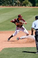 Drew Maggi - 2009 Arizona State Sun Devils .Photo by:  Bill Mitchell/Four Seam Images