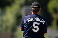 Baseball - MLB European Academy - Tirrenia (Italy) - 21/08/2009 - Bill Holmberg