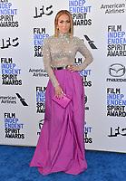 SANTA MONICA, CA: 08, 2020: Jennifer Lopez at the 2020 Film Independent Spirit Awards.<br /> Picture: Paul Smith/Featureflash