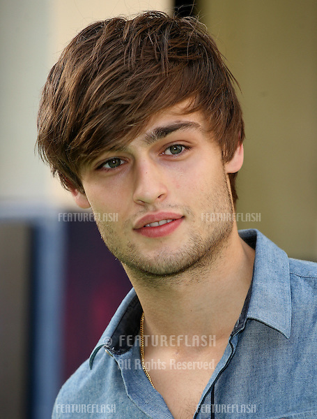 Douglas Booth attending the Shrek The Musical Press Night, at the The Theatre Royal, London. 14/06/2011  Picture by: Alexandra Glen / Featureflash