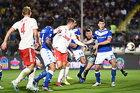Jhon Chancellor  of Brescia makes the own goal of 1-1<br /> Brescia 24-09-2019 Stadio Rigamonti<br /> Football Serie A 2019/2020 Brescia - Juventus  <br /> Photo Matteo Gribaudi / Image Sport / Insidefoto